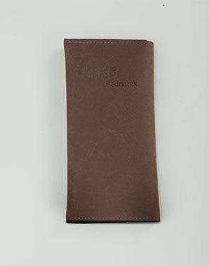 portfel skórzany