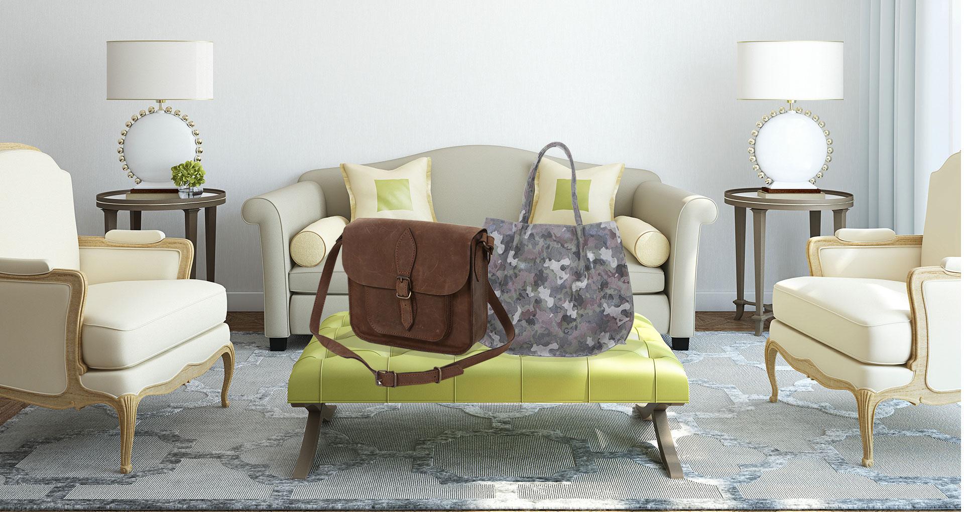 Skórzane torebki damskie