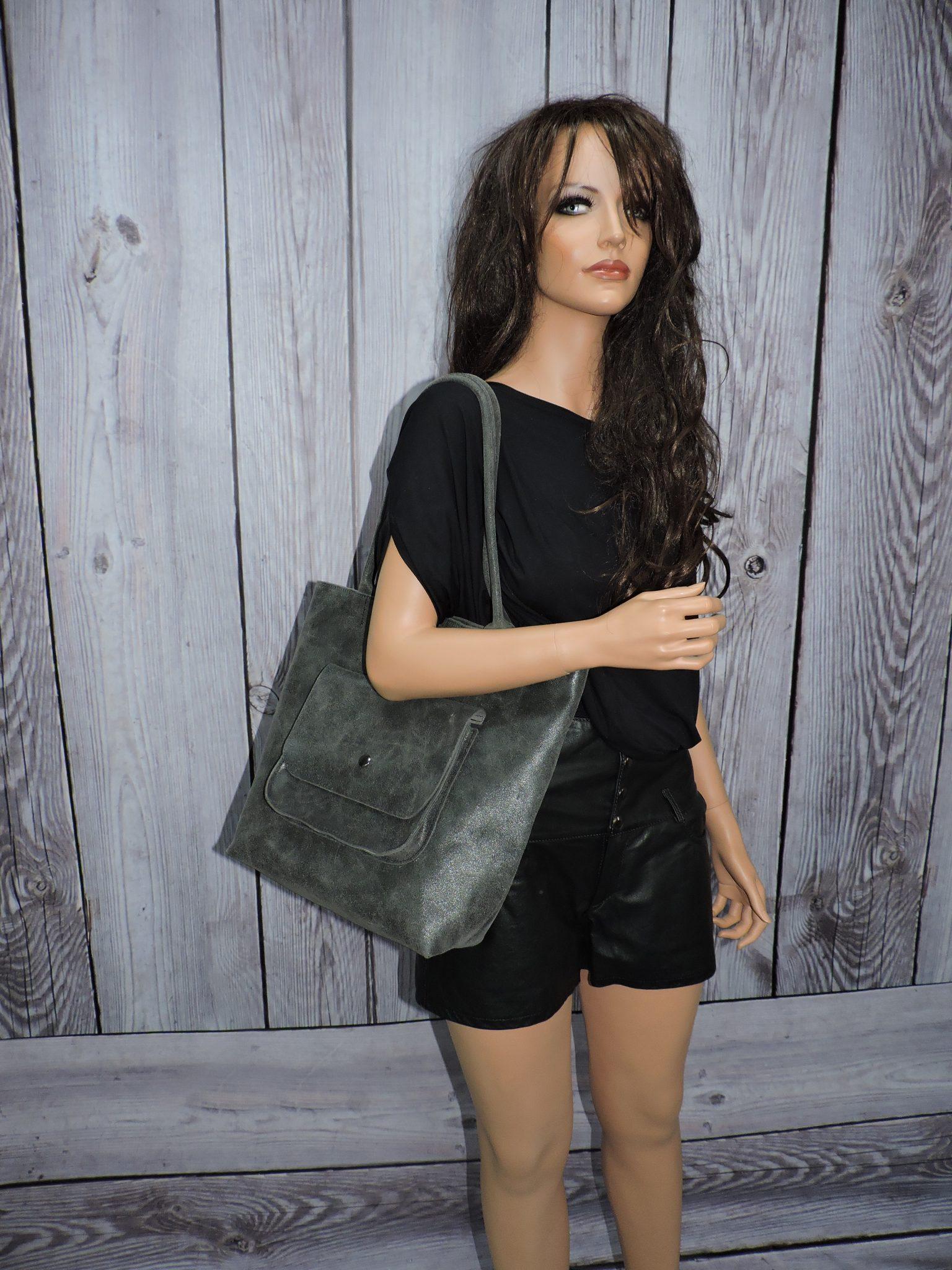 torby damskie skórzane