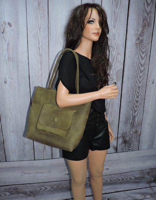 damska torebka skórzana Oliwia