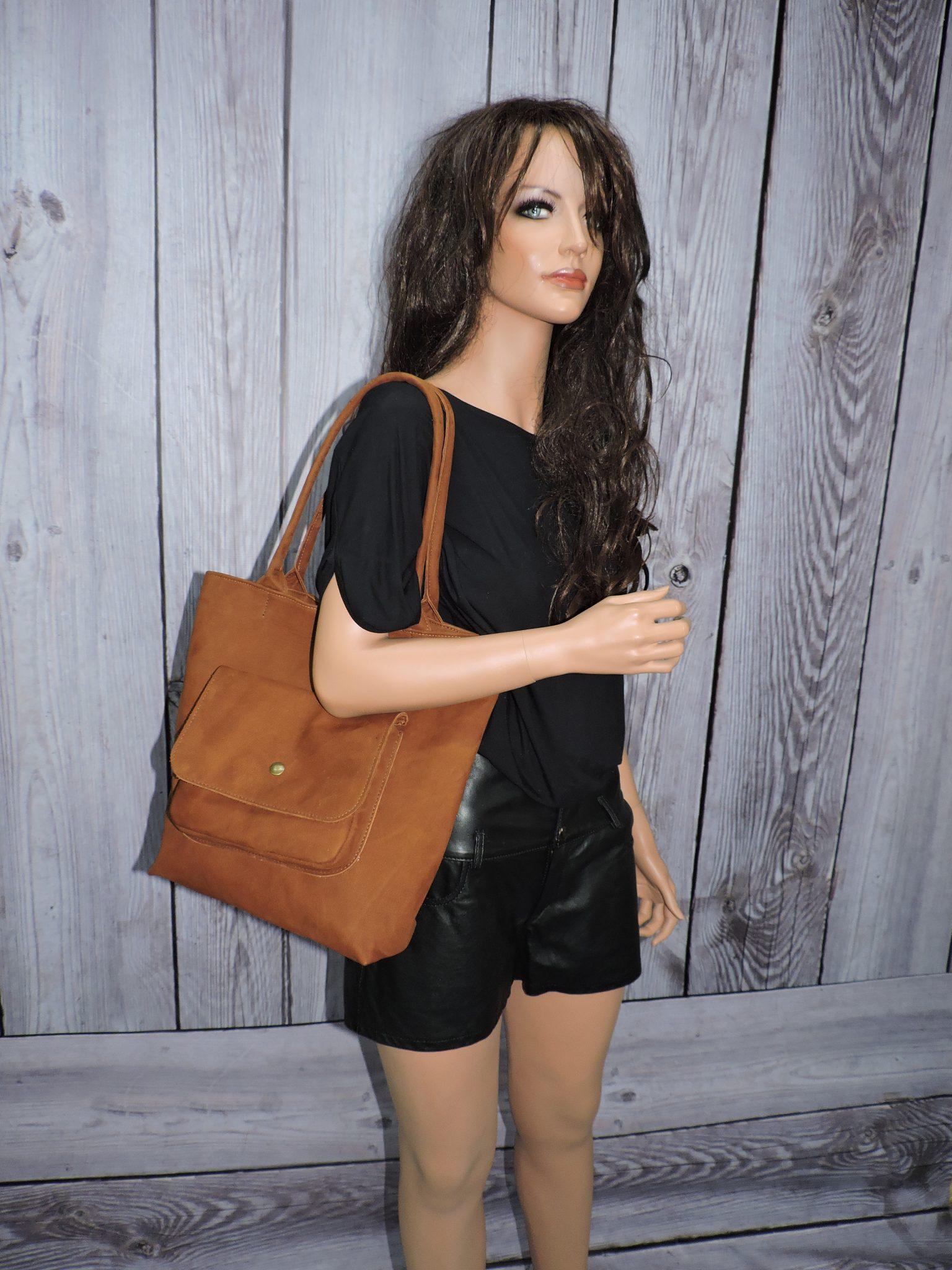 Otylia torebka skórzana damska
