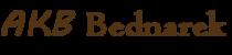 logo firmy akb bednarek